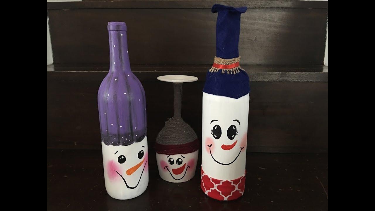 Manualidades con botellas de vidrio centros de mesa for Manualidades con botellas de vidrio