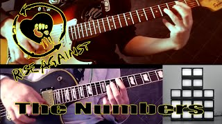 RISE AGAINST - THE NUMBERS | GUITAR COVER