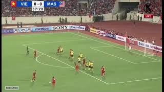 Vietnam Vs Malaysia 10/10/2019   All Goal And Highlight World Cup Qualifiers #malaysia #vietnam