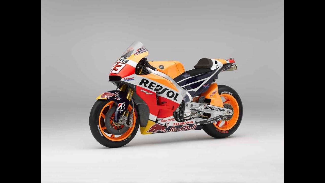 2015 REPSOL HONDA RC213V MotoGP - YouTube