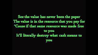 God Over Money- Bizzle