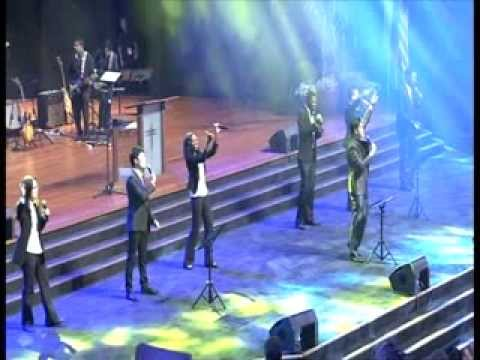 Praise & Worship led by Ps. Aris Siew (PCC) @ 23rd Pentecostal World Conference (PWC)