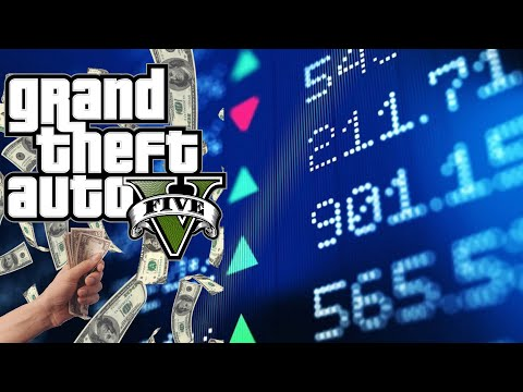 GTA V BOURSE {100% DE GAINS GARANTIS !}