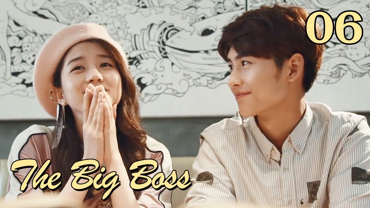 Download [ENG SUB] The Big Boss 06 (Huang Junjie, Eleanor Lee Kaixin) | The best high school love comedy