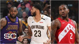 Lakers will be best in West with or without Kawhi - Tim Legler | SportsCenter