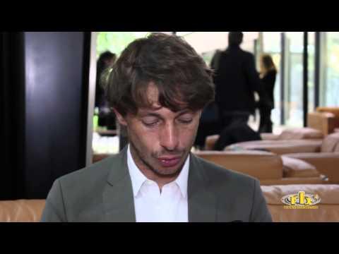 Giorgio Pasotti, intervista per RB Casting, Non avere paura - Un'amicizia con Papa Wojtyla