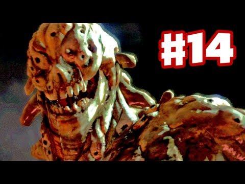 Resident Evil 6 - Lepotitsa Boss Fight! |