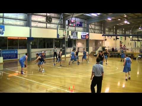 Sam White #12-Light Blue ('15 PG) Full Game Footage- 2014