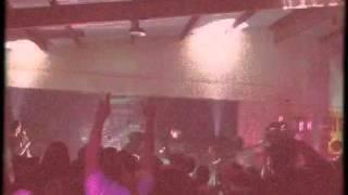 Zebra & Giraffe - The Knife (Chris Isaak - Wicked Game Intro) LIVE @ Detroit Motor Spirit