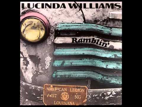Lucinda Williams - Satisfied Mind (Lyrics)