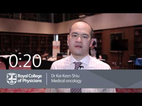 Medical oncology -- Describe your specialty 30 sec challenge