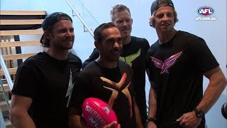 Betts ready for AFLX Draft