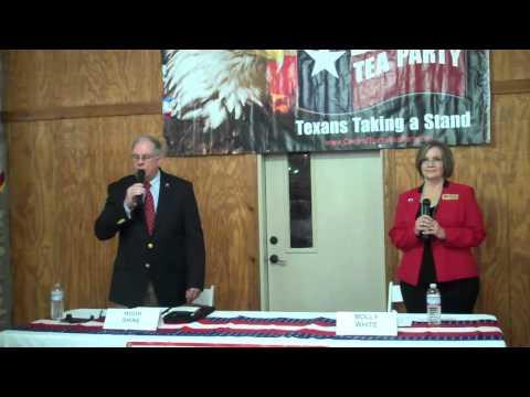 Texas House District 55 forum