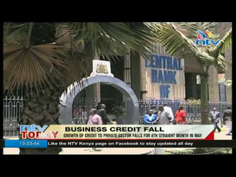 Growth of credit to private sector falls for 8th straight month