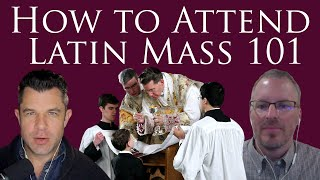 How to attend Traditional Latin Mass 101 (Step by Step)
