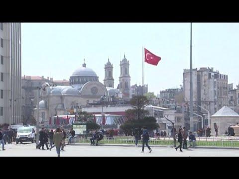 Municipales en Turquie: un test de popularité pour Erdogan