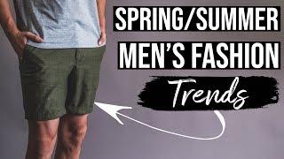 Men's Fashion 2019 - Spring & Summer Trends