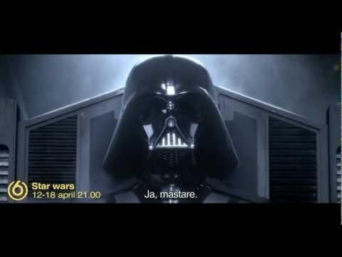 Star Wars på sexan!