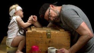 Nggak Habis Pikir, Begini 10 Potret Kelakuan Ayah dan Anak, Dijamin Bikin Ngakak!