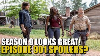 The Walking Dead Season 9 Spoilers & News - TWD 901 Spoilers & News