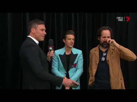 Interview with The Killers