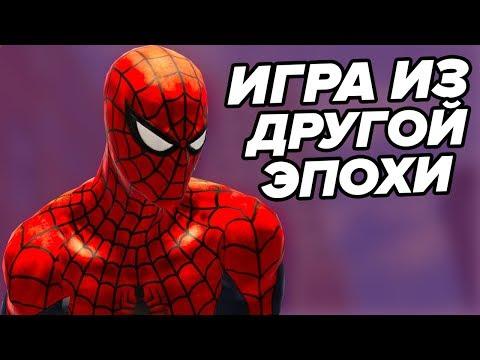 Обзор: Spider Man: Web of Shadows - ШЕДЕВР из другого мира