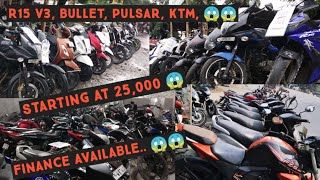 Second bike and scooty in siliguri   R15 NTORQ Bullet PULSAR screenshot 3