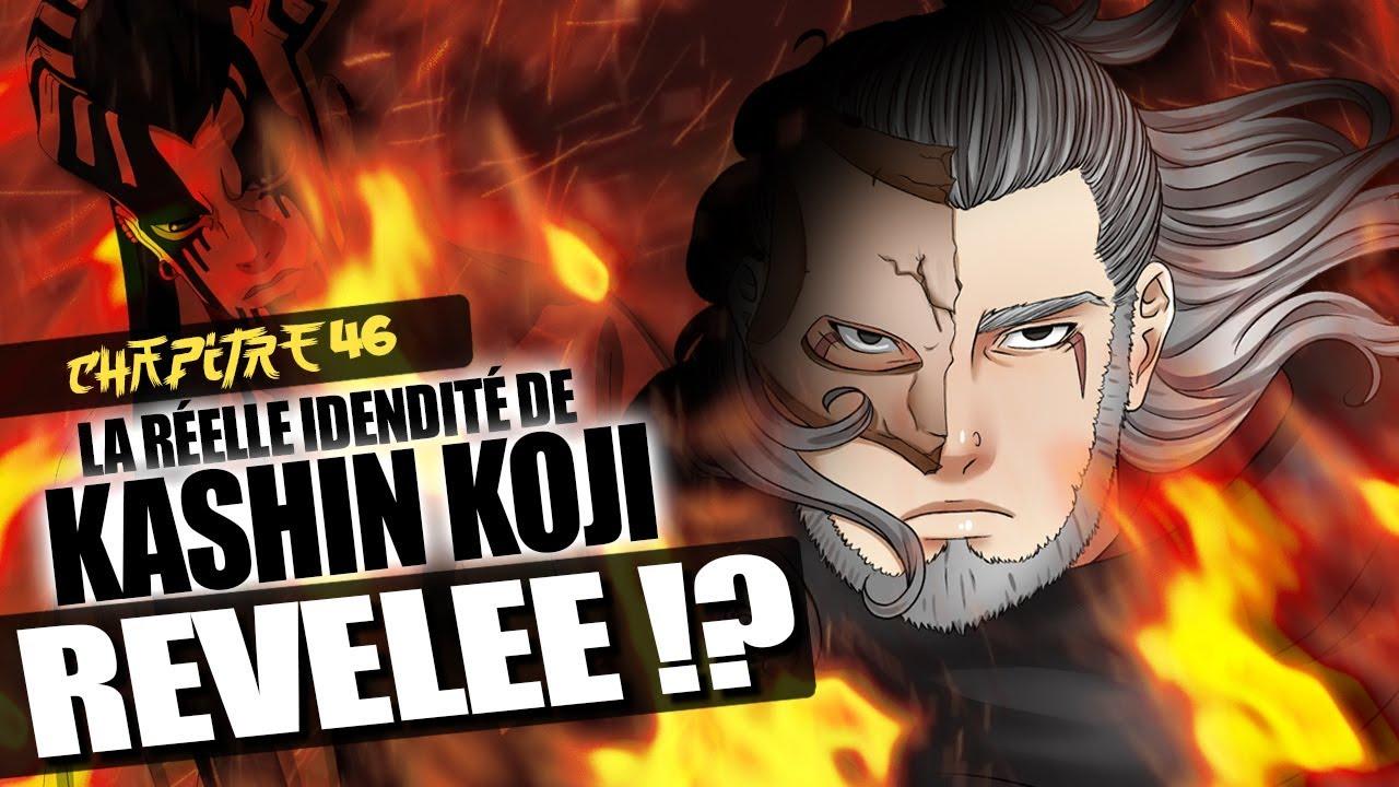 Download NARUTO PENSE VOIR JIRAYA !? SOUS LE CHOC, L'IDENTITÉ DE KASHIN KOJI RÉVÉLÉE 🍥| BORUTO CHAPITRE 46