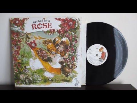 "Rose  – Hooked On A ""Rose"" (1973) -  Canadian Rock - Vinyl"