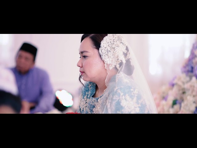 Wedding days : Lynn & Faizal