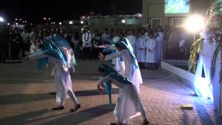 Altar Servers Interpretative Dance