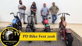 Arie Ride TV :: PD Int Bike Week 2016