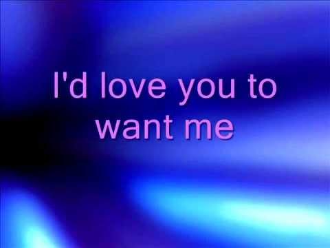 ** DjG *** Birthday-Party Hits ** ™ 💗 Baby , I'd love you to want me - Lobo   ( Lyrics )