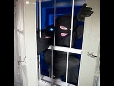 how to break into my own house