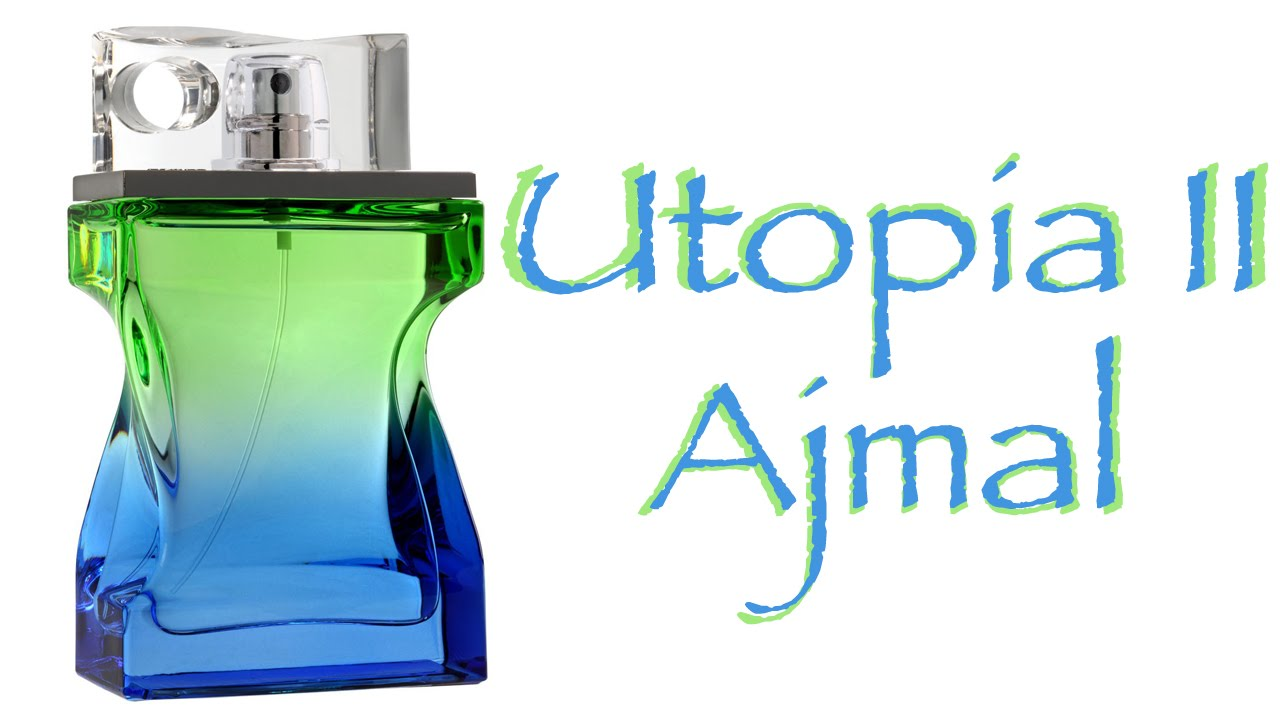 Utopia Ii By Ajmal Fragrance Review Youtube