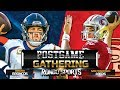 Live! San Francisco 49ers Vs Denver Broncos NFL 2018 Week 14 Postgame Gathering