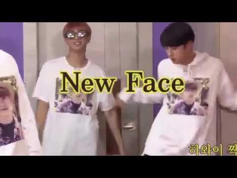 BTS Kim Taehyung New Face (V Version)