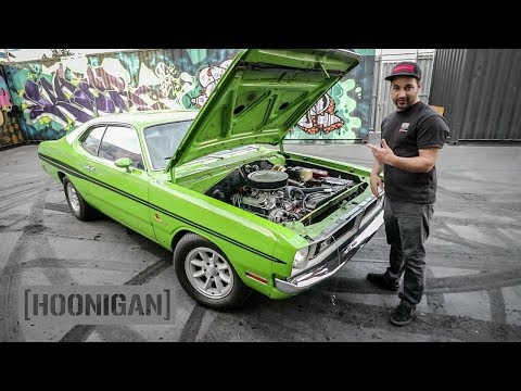 [HOONIGAN] DT 031: Tony Angelo's screaming Demon