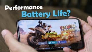 Vivo Nex Review PUBG game play, Benchmark, battery performance (in Hindi)