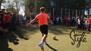 Турнир по футболу Che Style/Черкесск