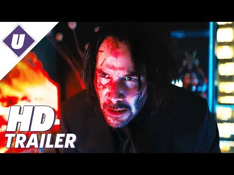 John Wick: Chapter 3 Parabellum (2019) - Official Trailer | Keanu Reeves, Halle Berry