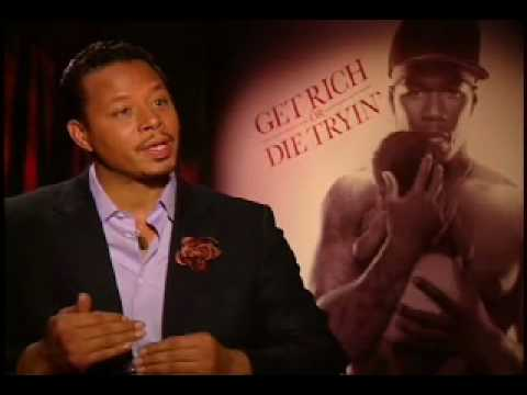Terrance Howard Interview For Get Rich Or Die Trying Youtube