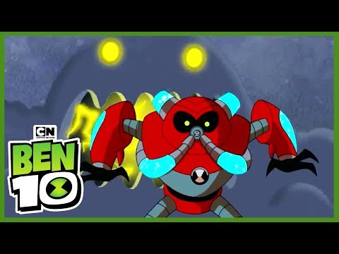 Ben 10 | Best Overflow Compilation (Hindi) | Cartoon Network
