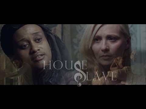 Amber Bullock & Kathryn Eastwood in House Slave Scene