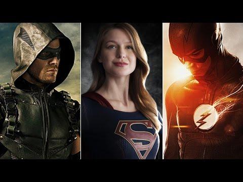 FRENCH ASMR - SERIES TV: Arrow / Flash / Supergirl