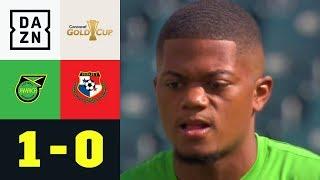 Leon Bailey und Co. erreichen das Halbfinale: Jamaika - Panama 1:0 | Gold Cup | DAZN Highlights