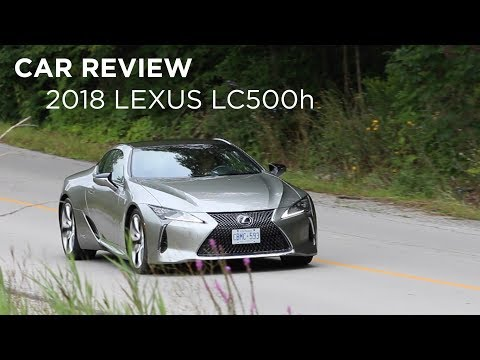 Car Review | 2017 Lexus LC500h | Driving.ca