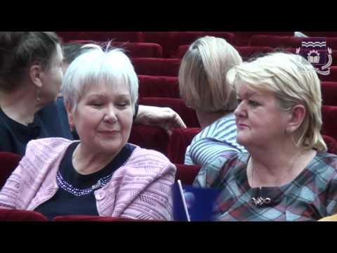 """Концертная программа """"Старшее поколение"""", ОмГТУ, 31.10.2016 г."""
