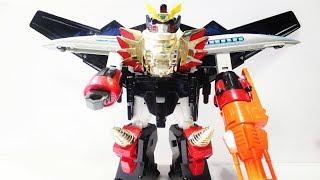 กาโอไกการ์ #รีวิวของเล่นหุ่นยนต์ #หุ่นยนต์ของเล่น #ของเล่นหุ่นยนต์ #ขอ...