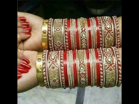 50+ LATEST CHURA DESIGNS FOR BRIDAL IN EVERY COLOR AND STUFF